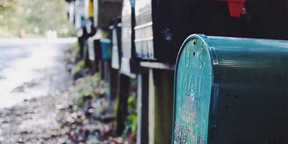 mailboxes header