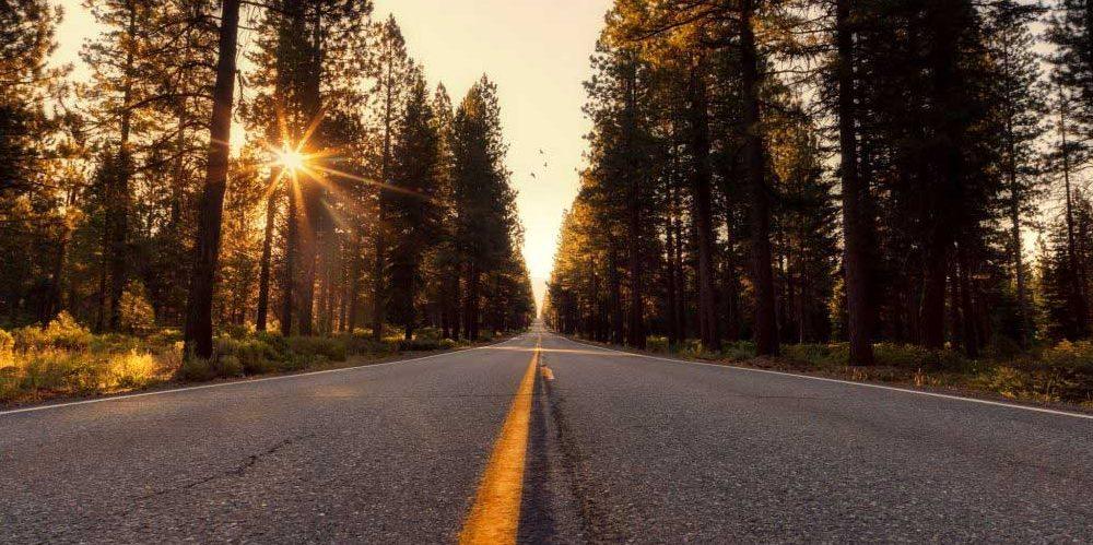 landscape road image