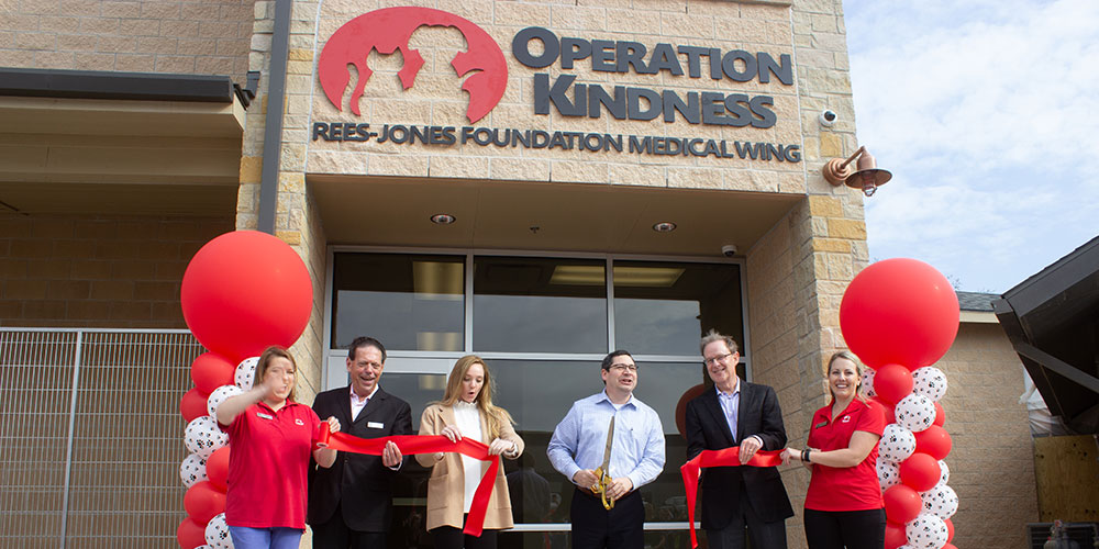 Operation Kindness Grand Opening